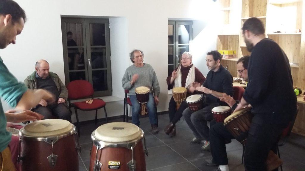 Café percussions