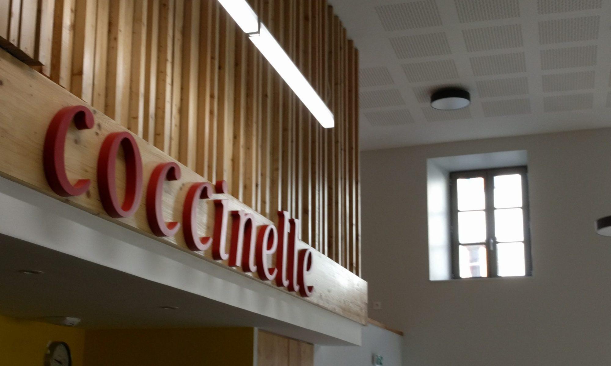 la Coccinelle | Café associatif